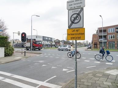 Rijksweg Limmen obstakel voor kinderen
