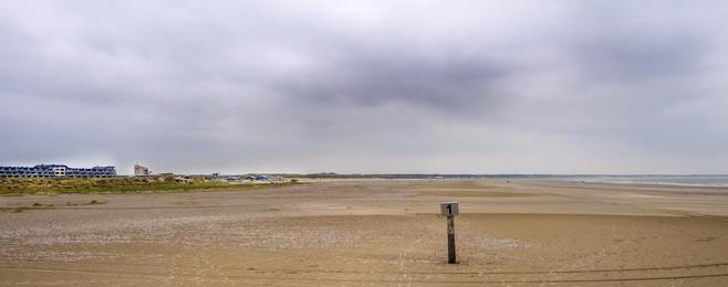 Overal verdwijnt zand in zee, in IJmuiden groeit de kust juist aan: hoe kan dat?