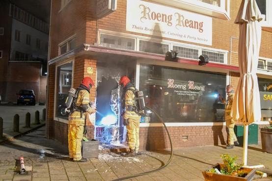 Opnieuw brandstichting in Hilversum: 'nog geen link met eerdere branden'