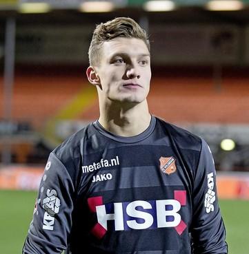 De dilemma's van FC Volendam-keeper Nordin Bakker: 'City speelt zoals wij ook willen spelen'