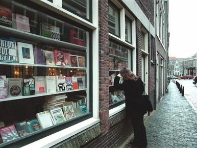 Leidse boekhandels houden stand