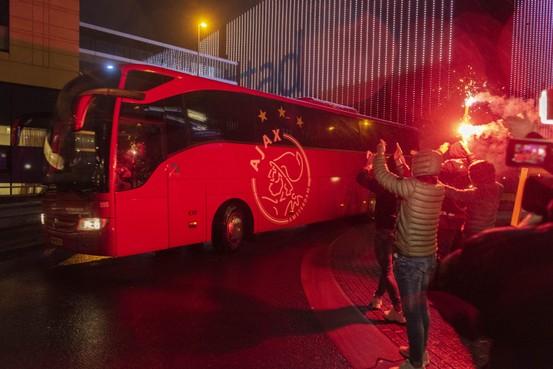 KNVB past programma nu al aan, voor als Ajax halve finale van Champions League haalt