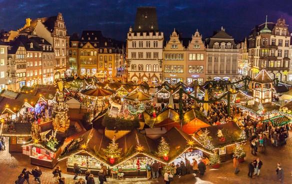 Naar de kerstmarkt in Duitsland of dichter bij huis