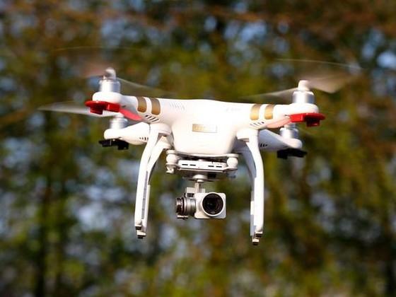 Oekraïner krijgt boete voor vliegen met drone op Schiphol