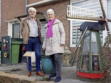 Voorhouters: 'Wel begroeten, geen buurtbarbecues'