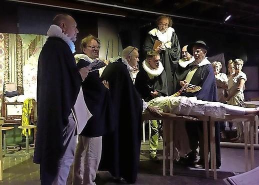 Recensie: Het Zingend Hart stort zich op leven en werk van Rembrandt