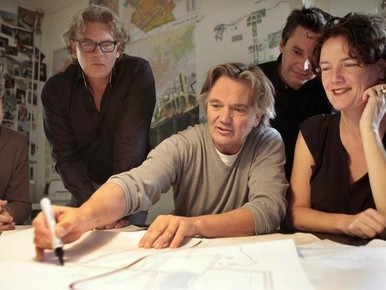 Toparchitect voor Gooise Floriade
