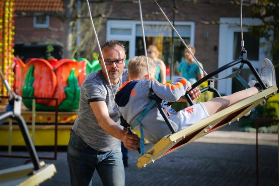 'Blij dat kermis in Twisk is gered'