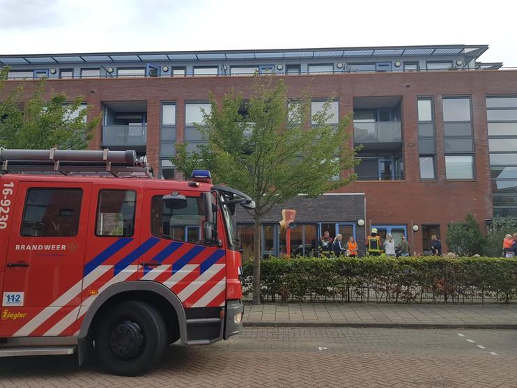 Kinderdagverblijf Voorhout kort ontruimd om gaslucht