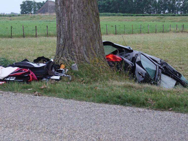 Heerhugowaarder (40) overleden in ziekenhuis na ongeval Hensbroek