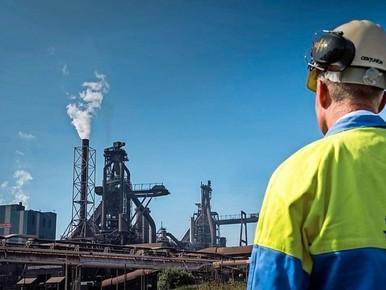Tata Steel protesteert bij Amerikaanse ambassadeur