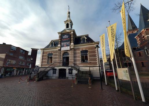 Herdenking Februaristaking in Hilversum
