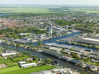 Weg vrij voor huizen bij Rijnhaven