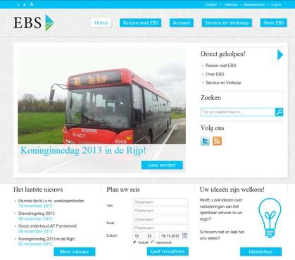 Erotische 'bussite' Waterland te koop voor 1000 euro