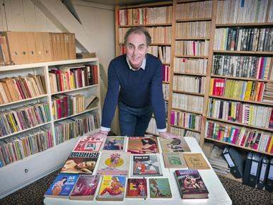 Pornocollectie oud-conservator Teylers naar Koninklijke Bibliotheek