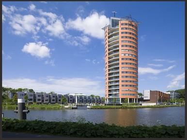 Raadsleden: 'Hoogbouw in Leiden tegen woningtekort'