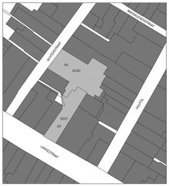 Twee winkels en zestien appartementen op plek Intertoys-filiaal Langestraat in Alkmaar