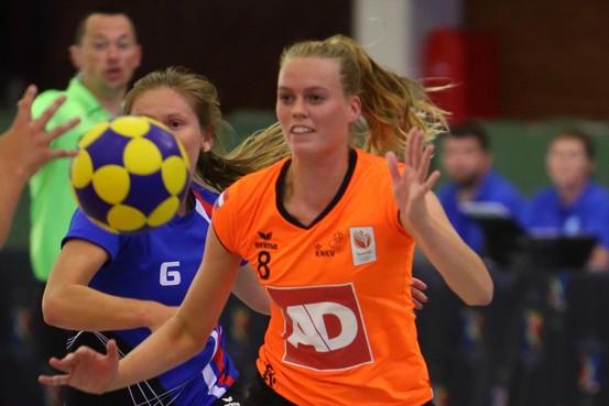 Gouden WK-plak laat nog even op zich wachten voor Enkhuizer korfbalster Marjolijn Schenk