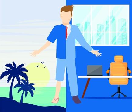 Vakantierechten meenemen naar je nieuwe baas