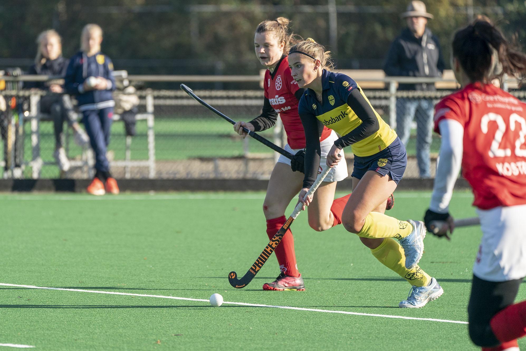 Hockeysters Alecto dalen af naar laatste plek - Leidsch Dagblad