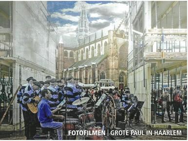 Foto-expositie in Kloostergangen Haarlem