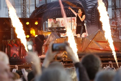 Nederlandse acts het meest populair op Royal Park Live: ook Within Temptation steelt show