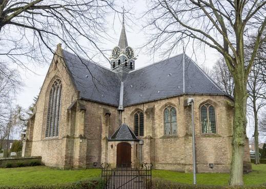 Witte Kerk Sint Pancras verkocht: 'Geen woeste plannen'
