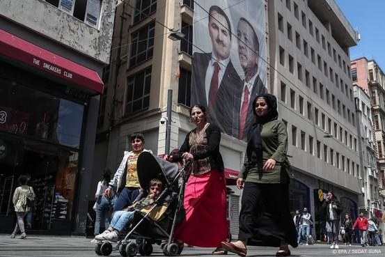 Kiescommissie Turkije komt met rapport