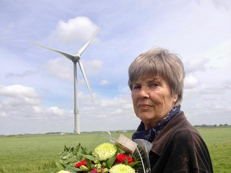 In memoriam: onrecht gaf Ina Vonk energie