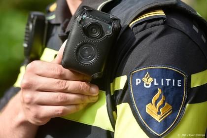 Bodycams komen politie prima van pas