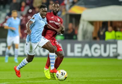 Alphenaar Bobby Adekanye (20) debuteert bij Lazio Roma: 'Ik zit nu in een kleedkamer met grote jongens'