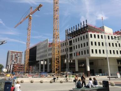 Nieuwe ROC-gebouw gaat Level heten