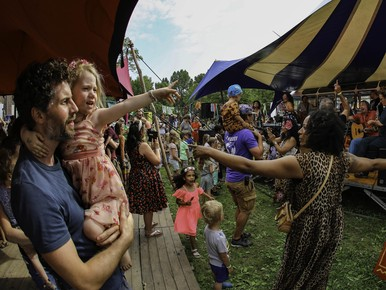 Succesvol Kindermuziekfestival Bergen denkt na over groei