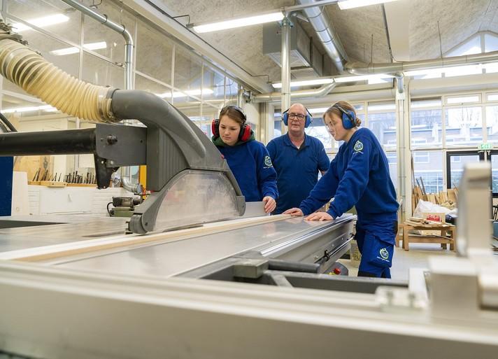 Vmbo-scholen in regio Alkmaar willen miljoenen extra voor beter techniekonderwijs