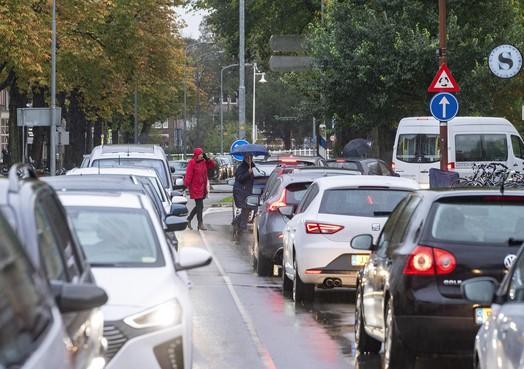 Meer huizen met last van ernstige verkeersherrie in regio Alkmaar