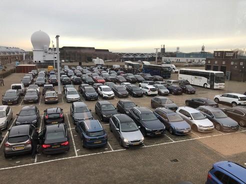 Parkeerders met Texelse bus opgepikt