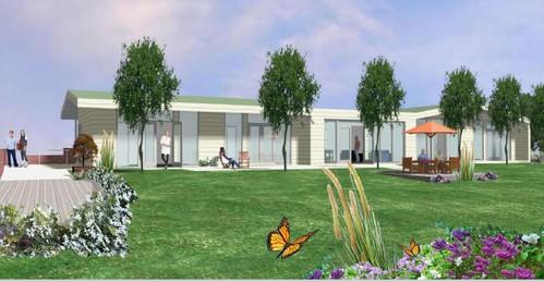 Met het nieuwe hospice krijgt Kaag en Braassem ook een piepklein ziekenhuis binnen de gemeentegrenzen