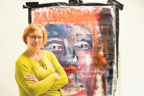 Maaike Bloemsma wil met 'Durven kijken' slachtoffers van seksueel misbruik op weg helpen
