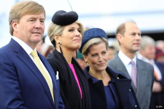 Koninklijk paar bezoekt Vrije Hanzestad Bremen