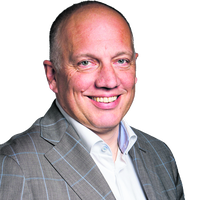 Chris van Bokkum, directeur TechniekTalent.nu
