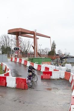 Toch geen pontonbrug naast Stierenbrug, flinke omweg voor langzaam verkeer