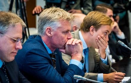 Rob Roos (Forum voor Democratie) verkiest Brussel boven provincie
