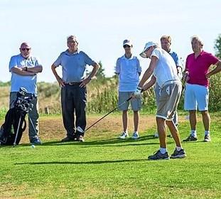 Lionsclub Zaanstreek, golfen voor het goede doel