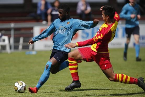 FC Den Helder ligt op koers richting de nacompetitie