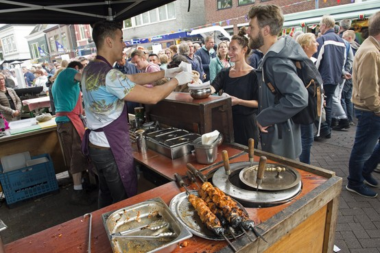 Foodfestival aan de Zaan krijgt vervolg