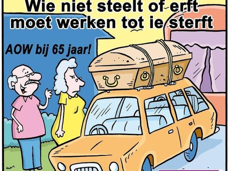 Arno Haije wil 'onze' man in Den Haag zijn