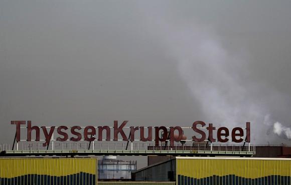 Fusiepartner Tata Steel onderuit op beurs na onderzoek verboden prijsafspraken