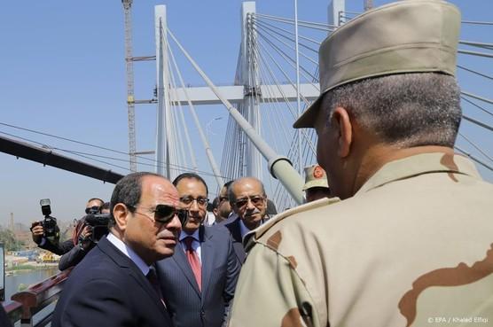 Egypte opent breedste hangbrug ter wereld