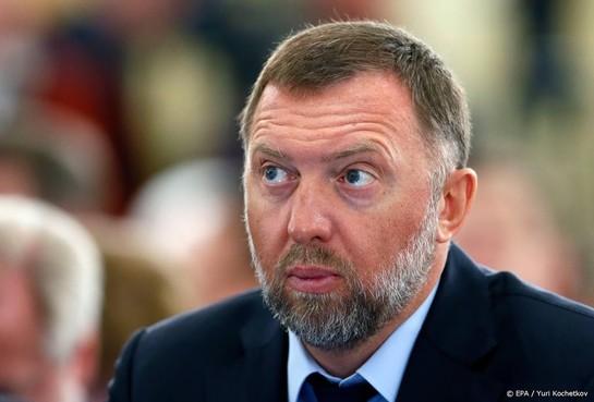 Oligarch Deripaska klaagt VS aan om sancties