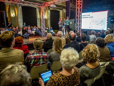 'Beloon Haarlemmer zonder auto'